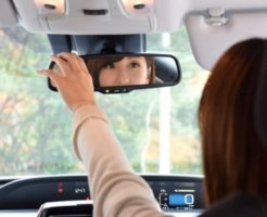 普段からあおり運転対策を意識している女性ドライバー