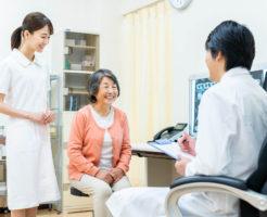 ほぼ毎日のように通院している、病院に行くことが好きな女性患者