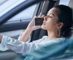 運転中に気に入らないことがあるとすぐにクラクションを鳴らしてしまう女性
